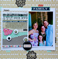 Our Story NEW Teresa Collins FAMILY STORIES