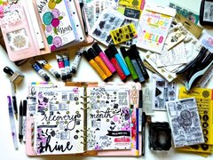 June 2016 Planner Layout