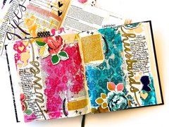 Wives and Husbands Journaling Bible Layout
