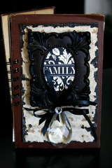 Family Minibook - Teresa Collins New Family Matters Collection