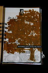 Family Minibook Transparent Family Tree Page - Teresa Collins New Family Matters Collection
