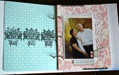 Cherish Memory Book Binder Page 2