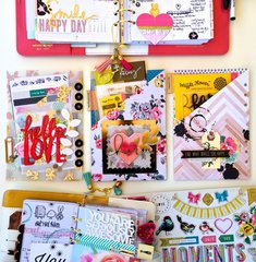 Planner Pocket Dividers