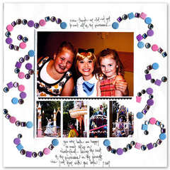 Disney Layout - Princess