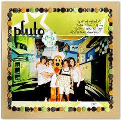 Disney Layout - Pluto's Kitchen