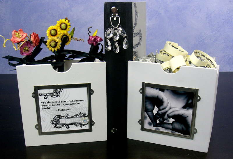"""Mother's Day Journal """"Jar"""" Gift Set"""