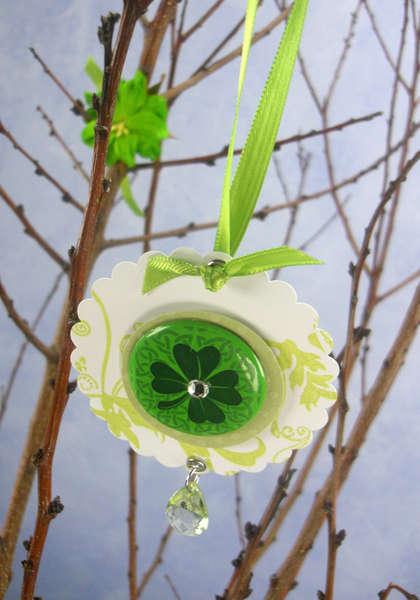 St. Patrick's Day Tree Ornament 3