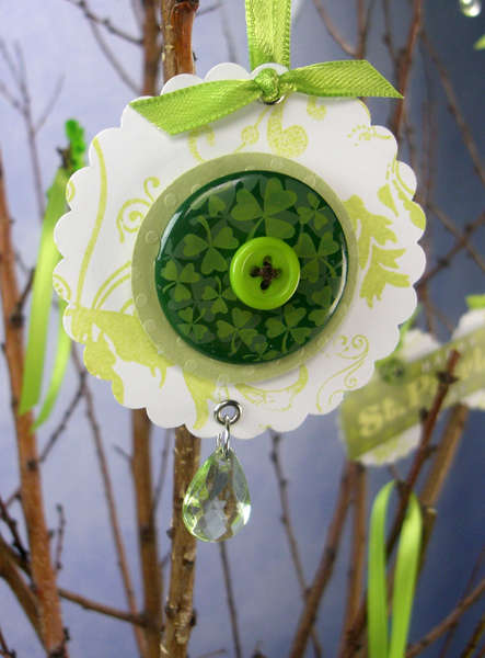St. Patrick's Day Tree Ornament 1