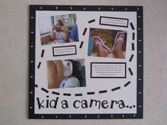 If you give a kid a camera, side 2