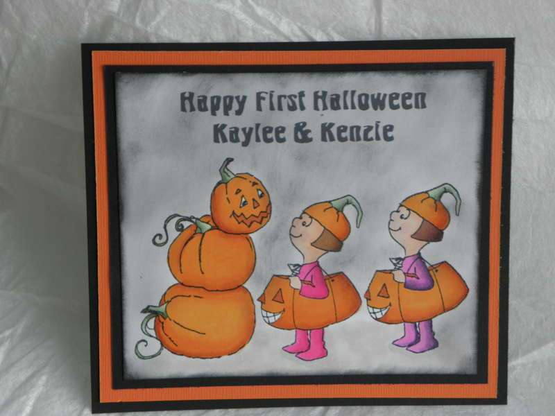 Happy First Halloween