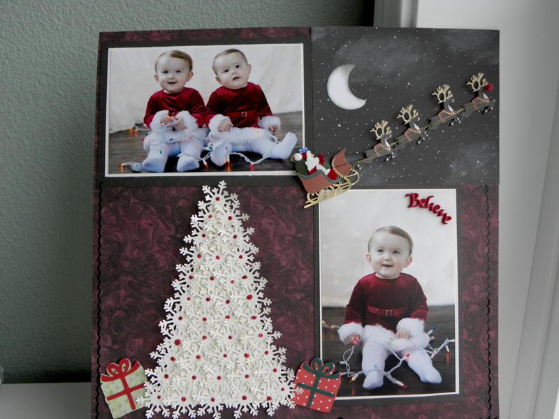 Kezie's First Christmas