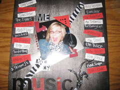 me and my music