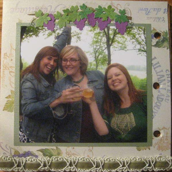 winery trip mini album