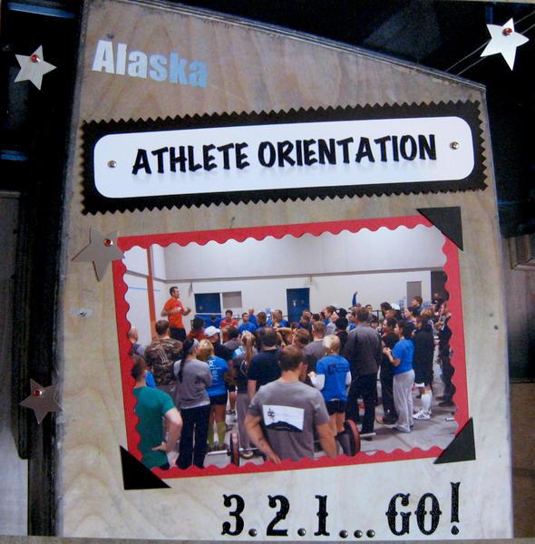 WOD Scraps by Alaska Sports Krafter