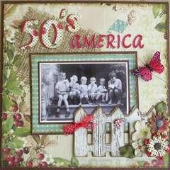 50's America