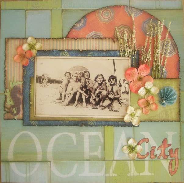 Ocean City 1936