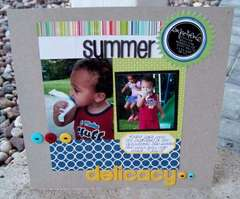 summer delicacy