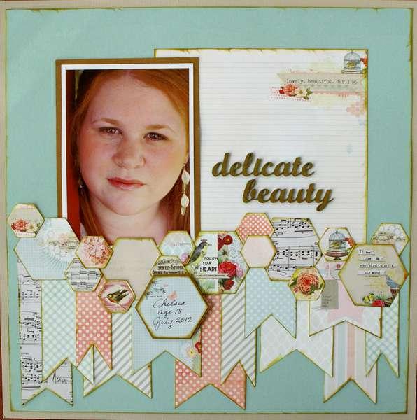 Delicate Beauty.