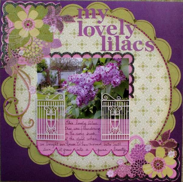 My Lovely Lilacs