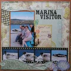 Marina Visitor