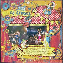 Le Cirque Russia