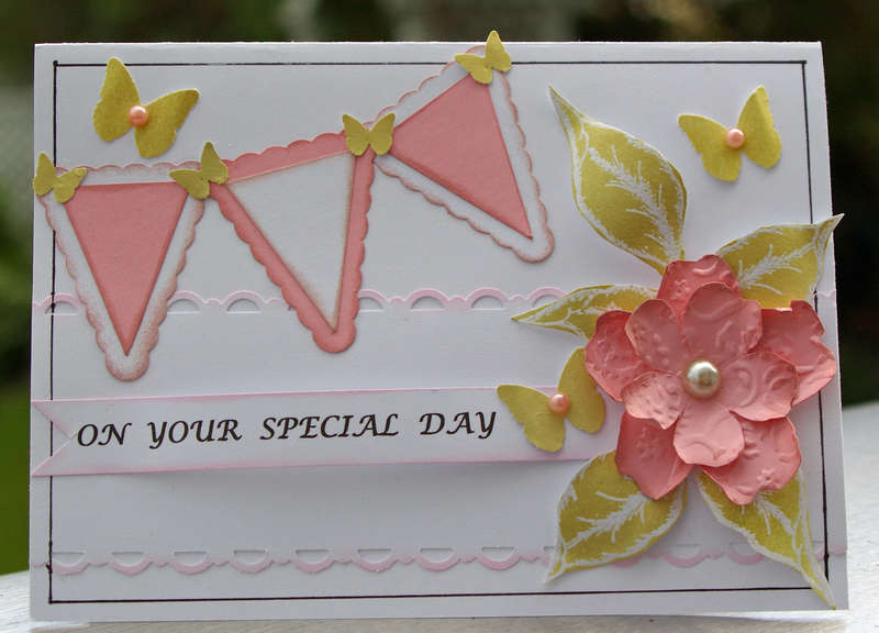On Your Special Day birthday card