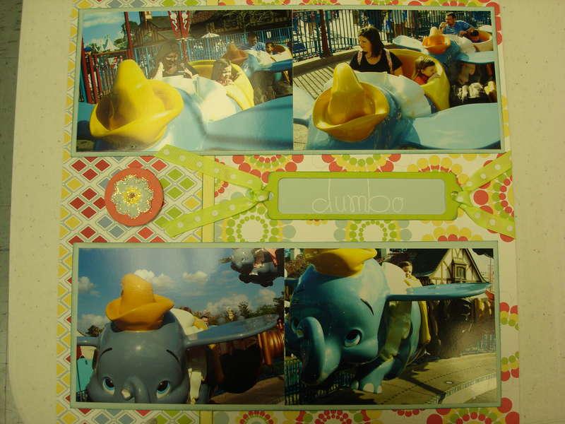 Disney World Dumbo