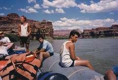 Colorado River Rafting Trip
