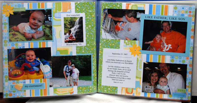 pages 14-15 spread