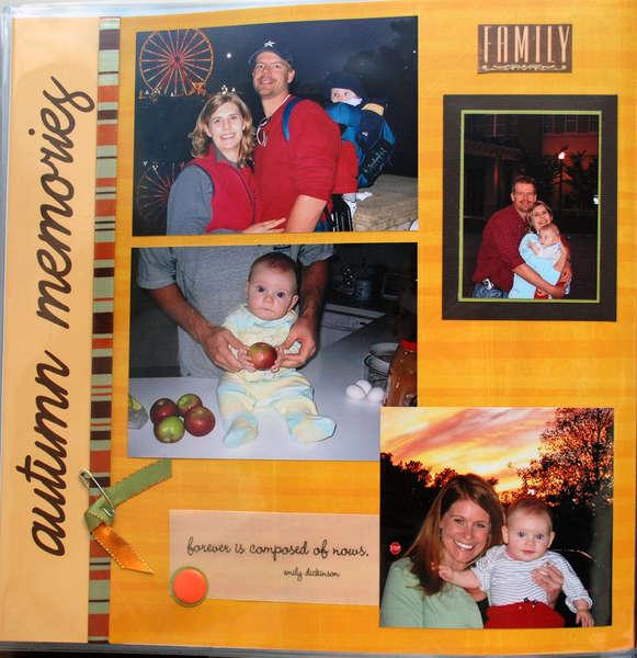 page 18 - autumn memories