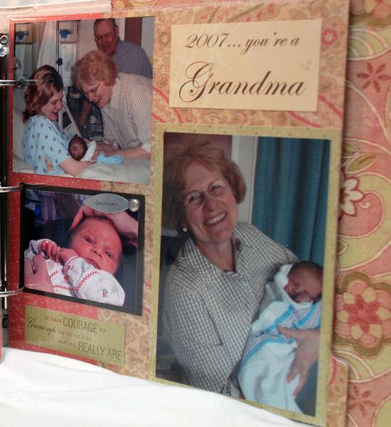 you're a grandma