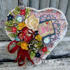 Altered Heart by Lynne Forsythe
