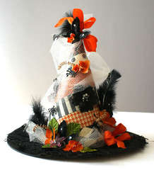 Whimsical Witch Hat