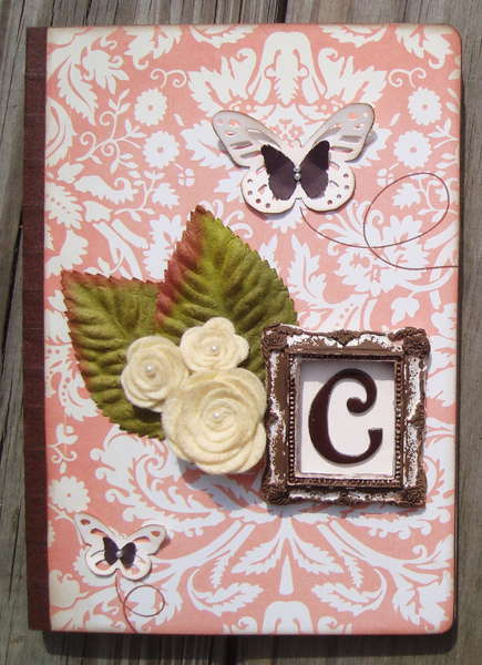 Altered Notebook (Artful Delight)