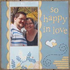 So Happy In Love