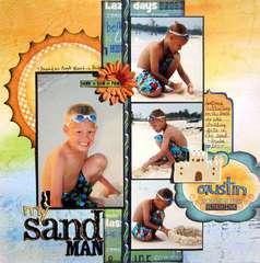 My Sand Man