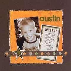Austin 100% boy