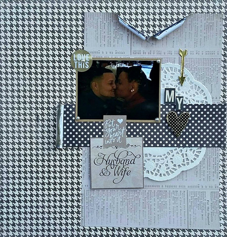 Husband &Wife Layout