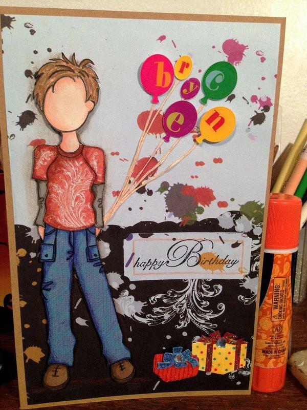Happy Birthday Brycen