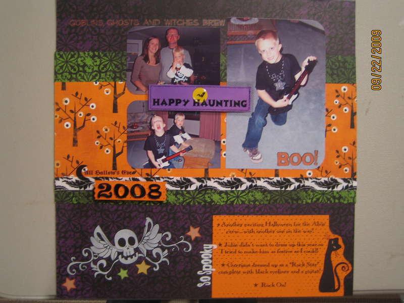 Happy Haunting 2008