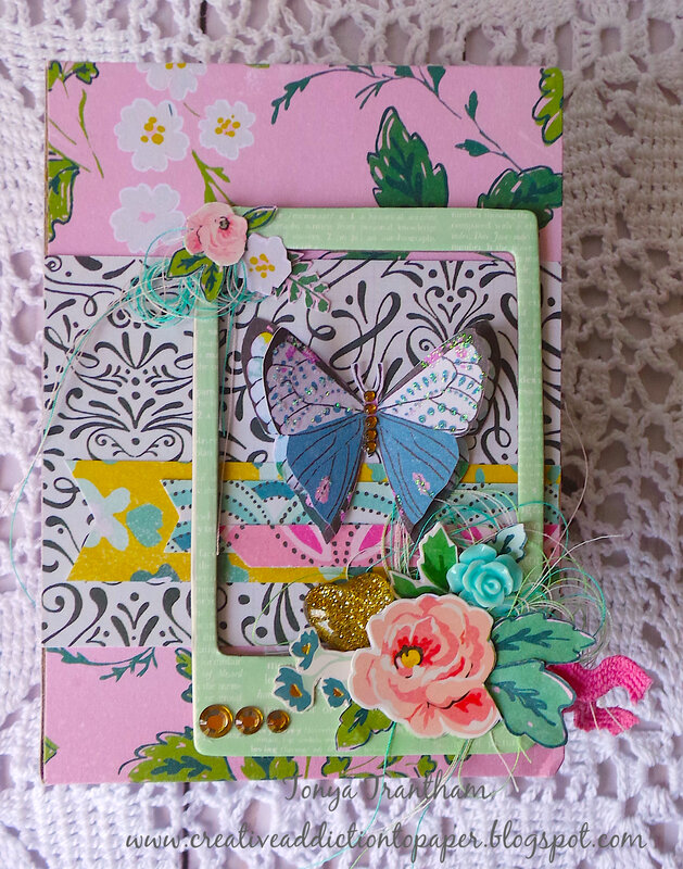 Wings and Things Notebook Planner