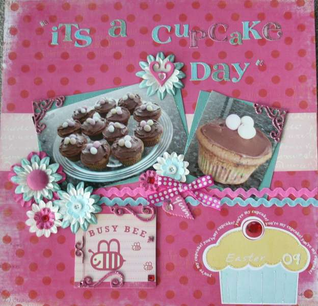 It's a Cupcake Day
