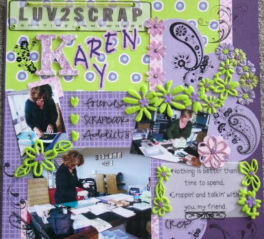 Karen & Kay
