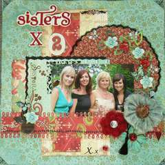 Sisters x 2