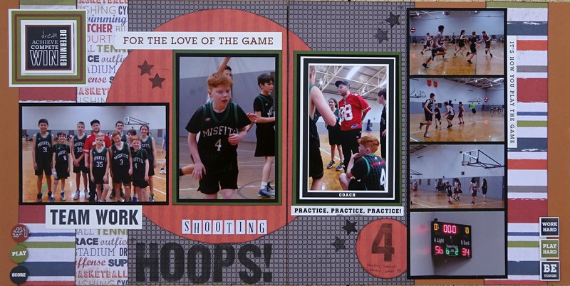 Shooting Hoops