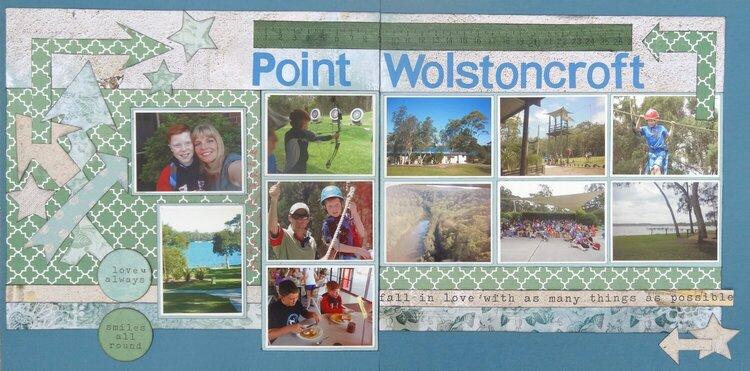 Point Wolstoncroft
