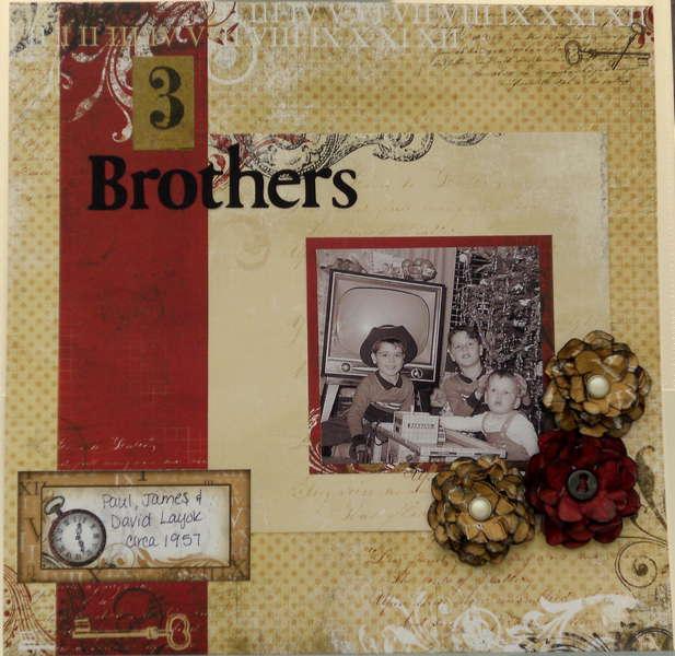 3 Brothers ~*Scraps of Darkness*~