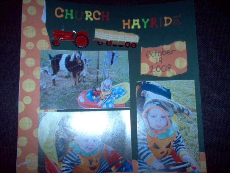 Church Hayride