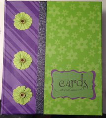 Card Organizer/Address Book