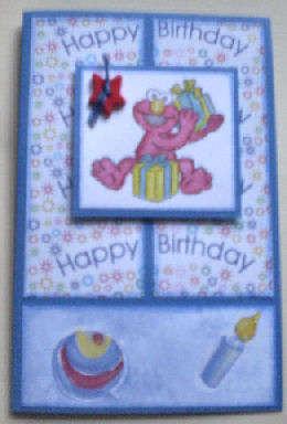 Happy Birthday 'Elmo'
